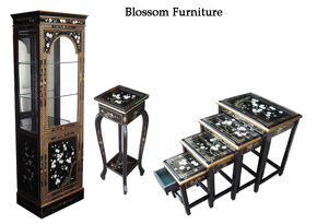 Chinese furniture oriental handcarved lacquered for Oriental furniture warehouse